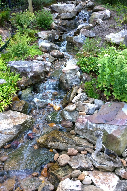 Garden Design for Under $17,17  HGTV  Water features in the