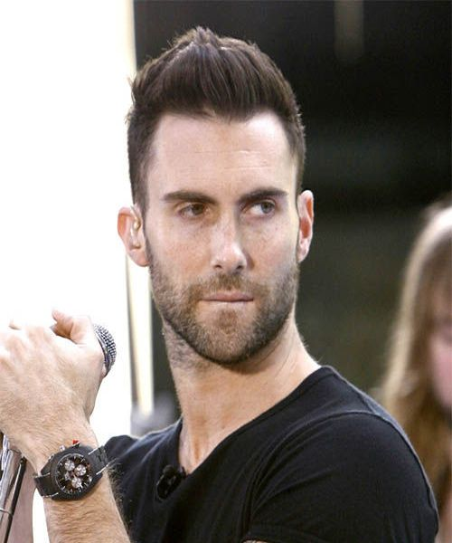 Latest Adam Levine Hairstyles Collection 2014 For Men 4 Stylish And Popular 2013