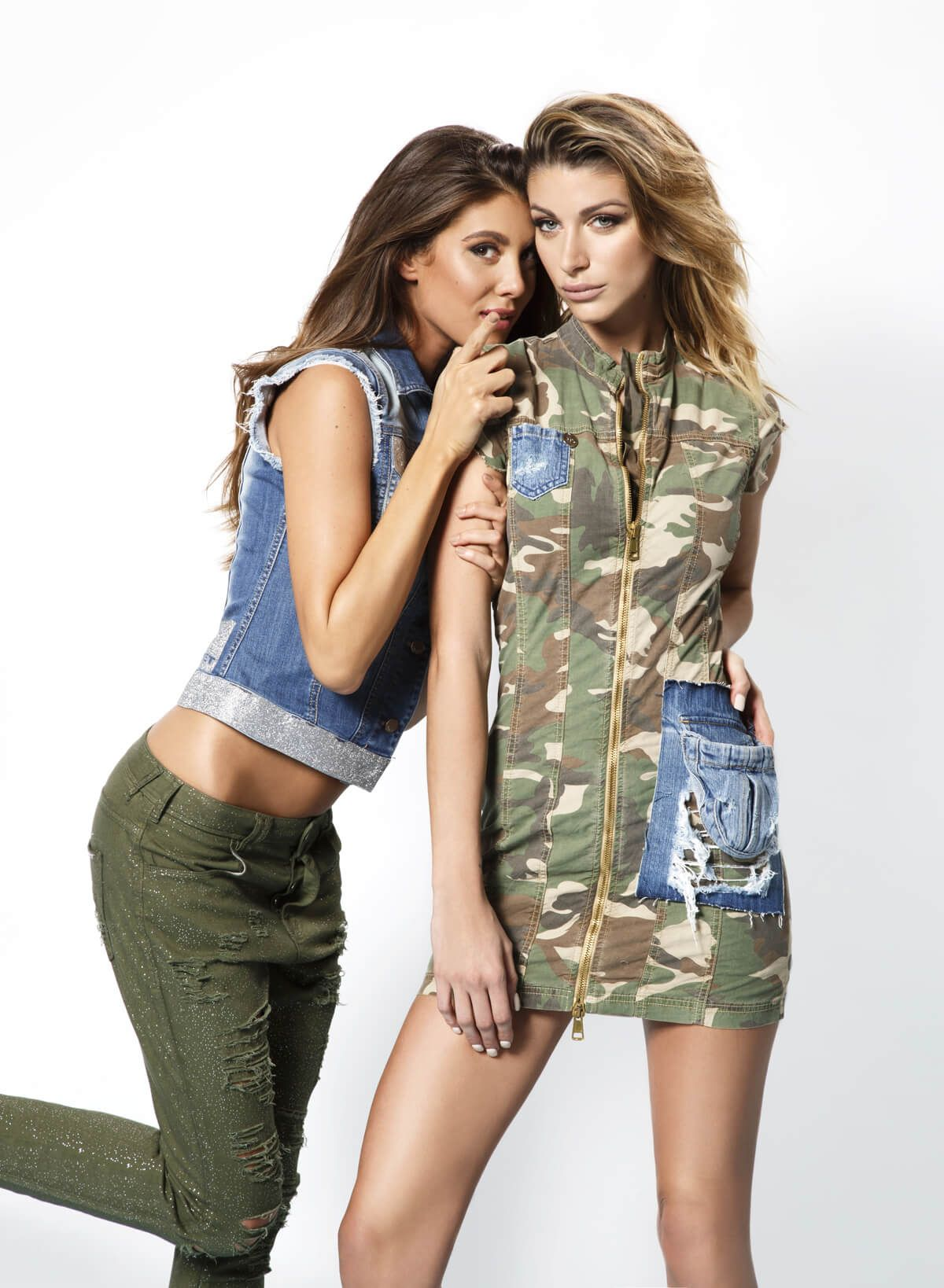 Spring/Summer 2017 Preview #metjeans #metloves #springsummer17 #METss17 #jeans #denim #spring #summer #outfit #womensfashion #fashion #women #apparel #style #green #pink #white #green #girl #girls