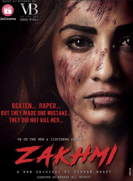 Watch Zakhmi [2018] Hindi S01 Complete 720p HDRip x264 All Episodes