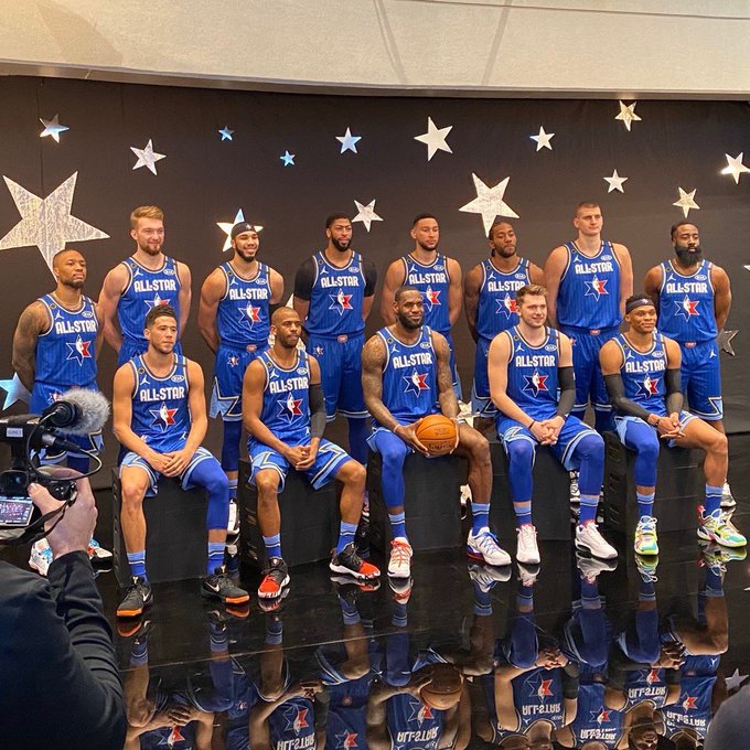 Teamlebron Twitter Search Twitter In 2020 All Star Basketball Team Pictures All Star Team