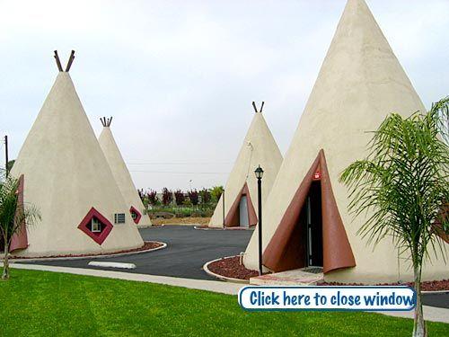 Wigwam Hotel In San Bernardino This Is Where Pixar Got The Idea For Cozy