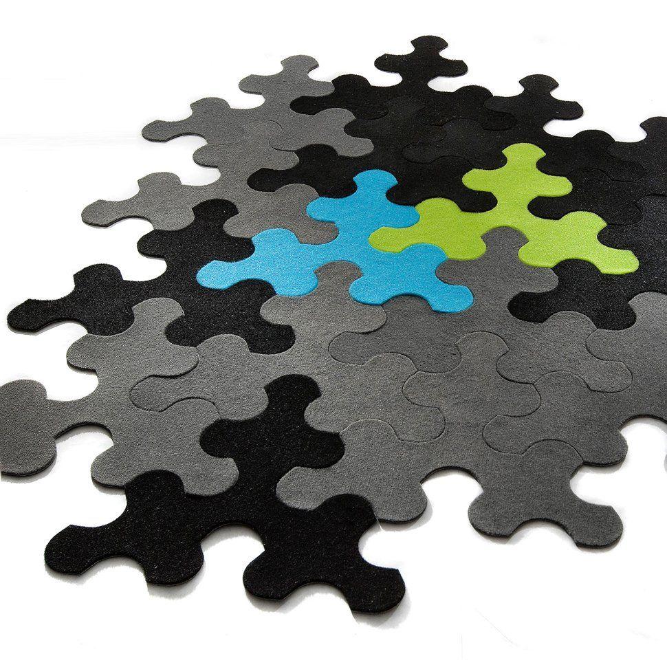 Fancy - Puzzle Rug