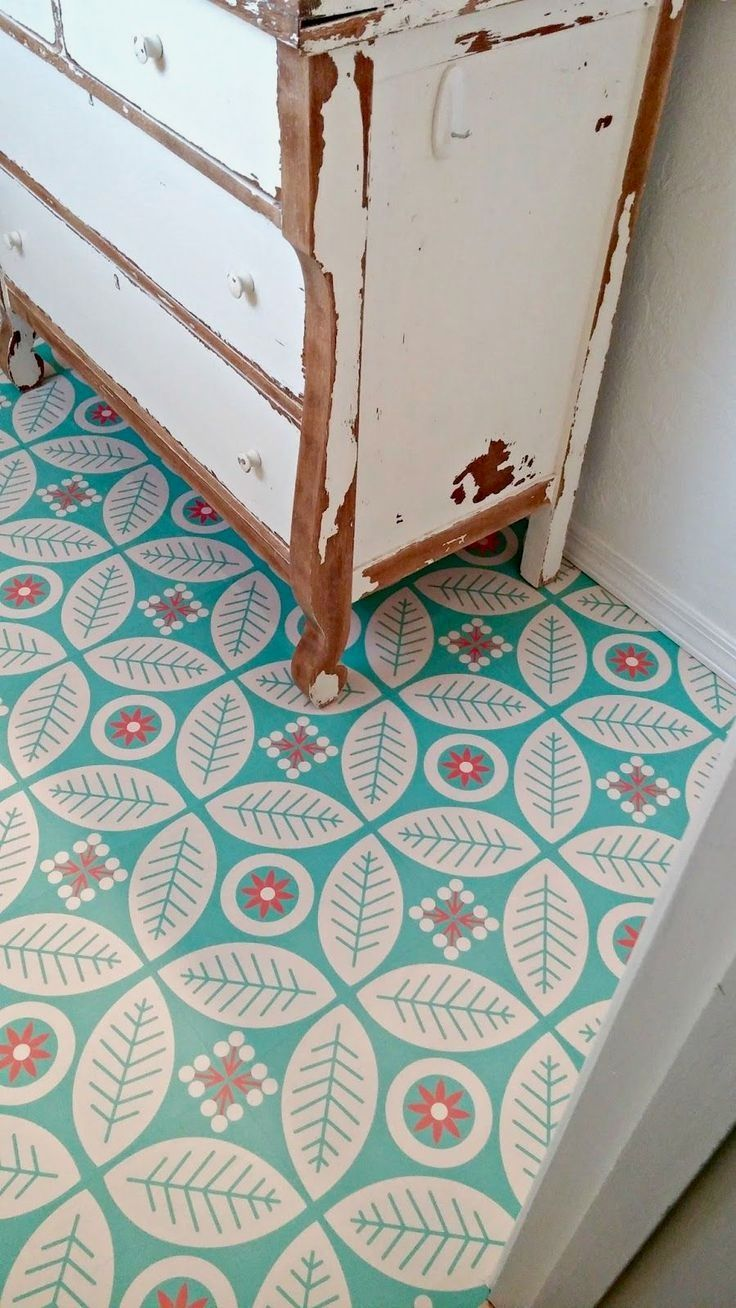 Self Adhesive Vinyl Floor Tiles From Mirth Studios Vinyl Tile Flooring Vinyl Flooring Bath Redo