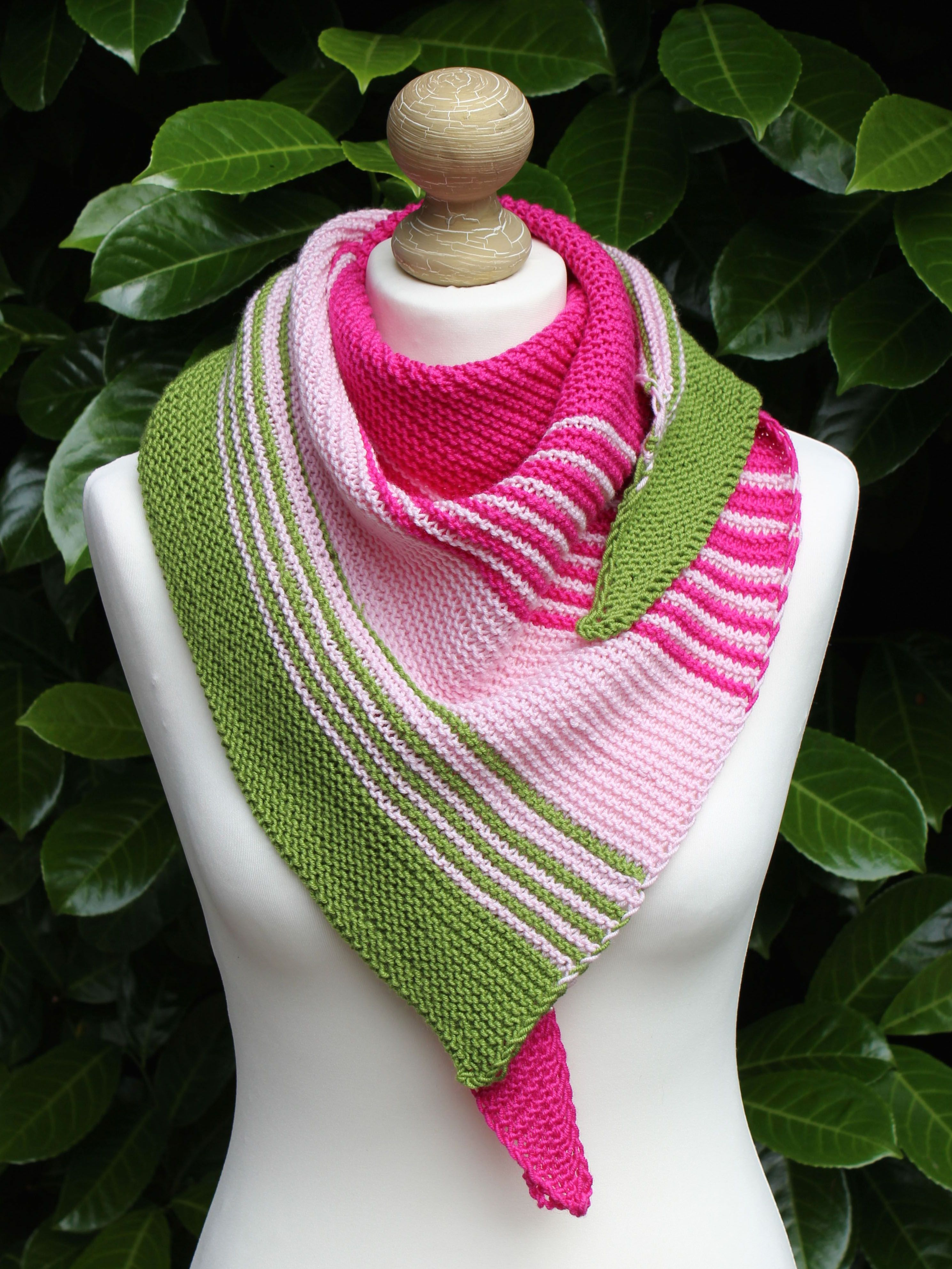 Which Free Shawl Knitting Pattern Do You Want To See As This Weeks