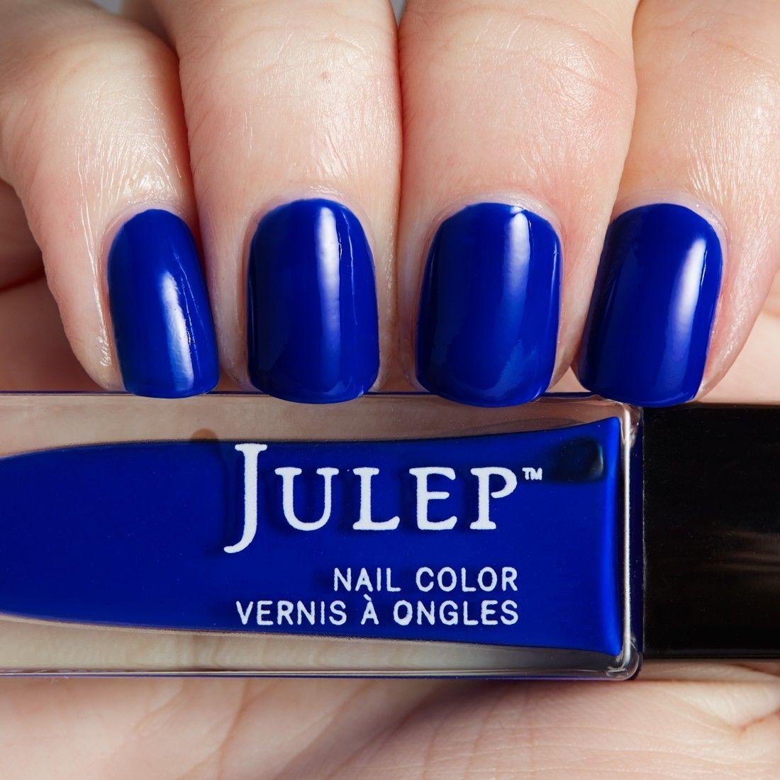 Julep - Carmen (Boho Glam) vivid cobalt creme (from the December ...