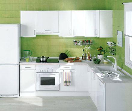 Muebles para cocinas cocinas pequeñas cocinas americanas ...
