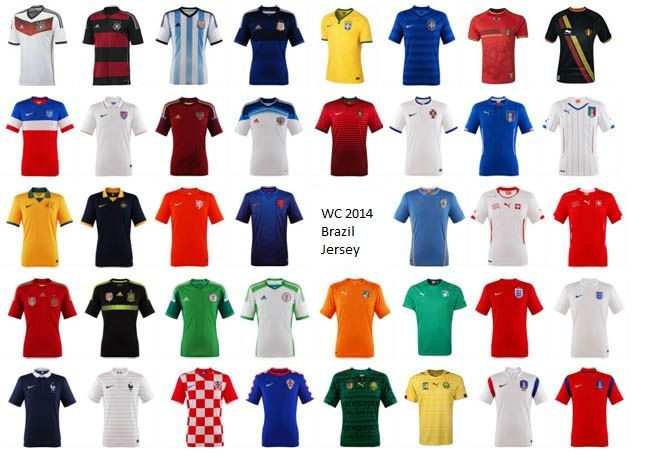 2014 World Cup Soccer Jerseys Soccer Jersey World Cup Soccer