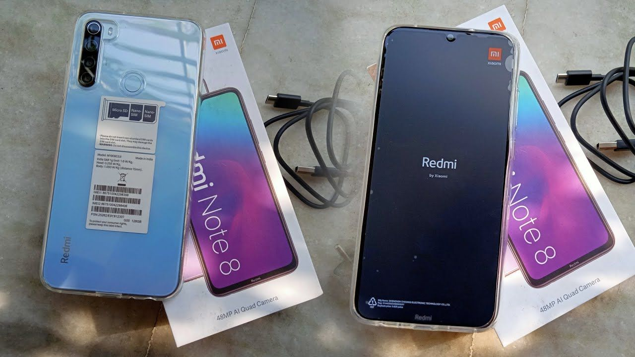 Redmi Note 8 Full Review 6gb Ram 128gb Unboxing Note 8 Unboxing Samsung Galaxy Phone