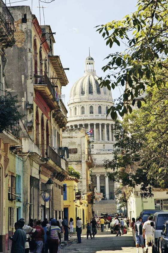 City of Havanna, #Cuba The historic centre was declared a UNESCO World Heritage Site in 1982.