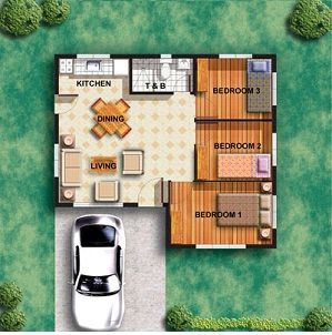 Savannah Iloilo Bungalow Home Series Small House Pictures Small House Floor Plans Floor Plan Design