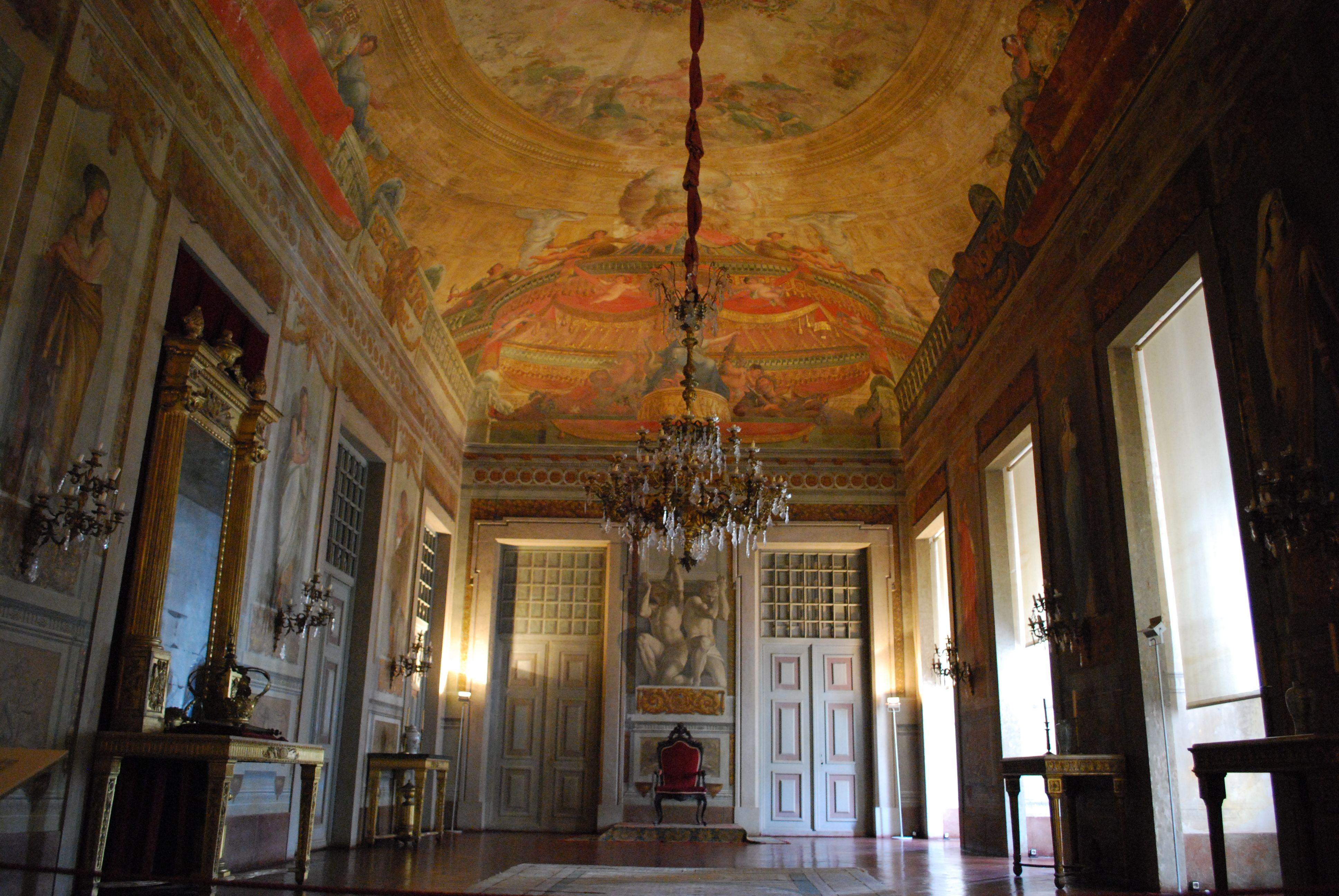 Palacio Nacional De Mafra Mafra National Palace Palacio