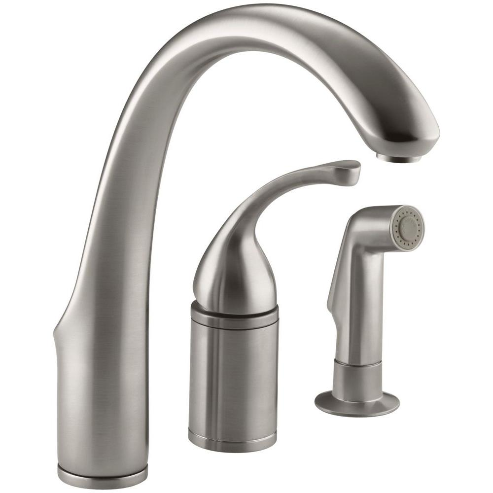 Kohler Single Handle Kitchen Faucet