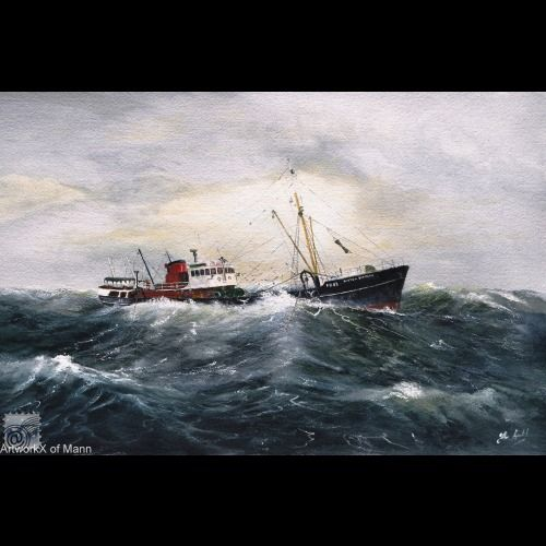 Boston Sea Foam | ArtworkX of Mann