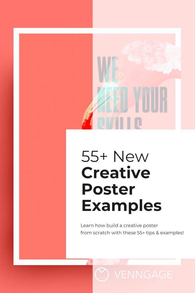 55 Creative Poster Ideas Templates Design Tips Creative