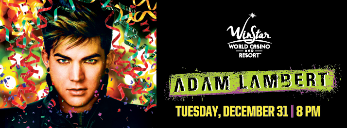 What are your New Year's Eve, 2013 plans! You don't want to miss this concert @WinStarWorld casino!
