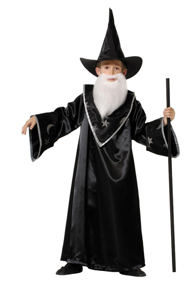 5fb8883a6 DisfracesMimo, disfraz de mago merlin niño varias tallas. Es ...