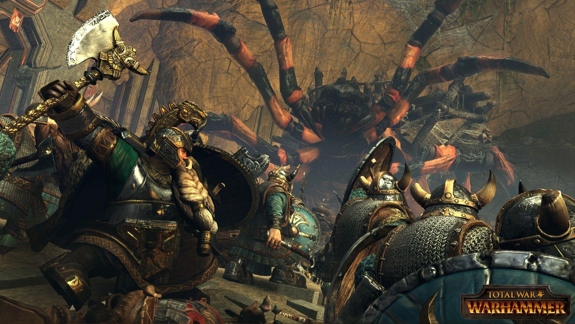 Pin By Zachary Logsdon On Warhammer Fantasy Warhammer Total War High Resolution Wallpapers