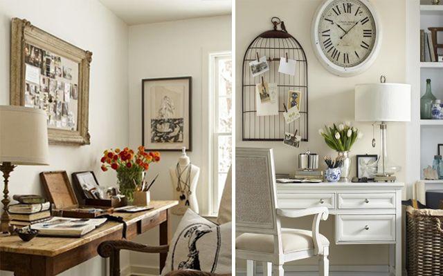 Ideas para decorar un escritorio un espacio de trabajo nada