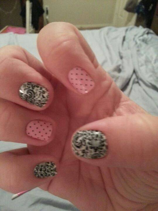 Jamberry Juniors Look Great On Adults Also Nailed It