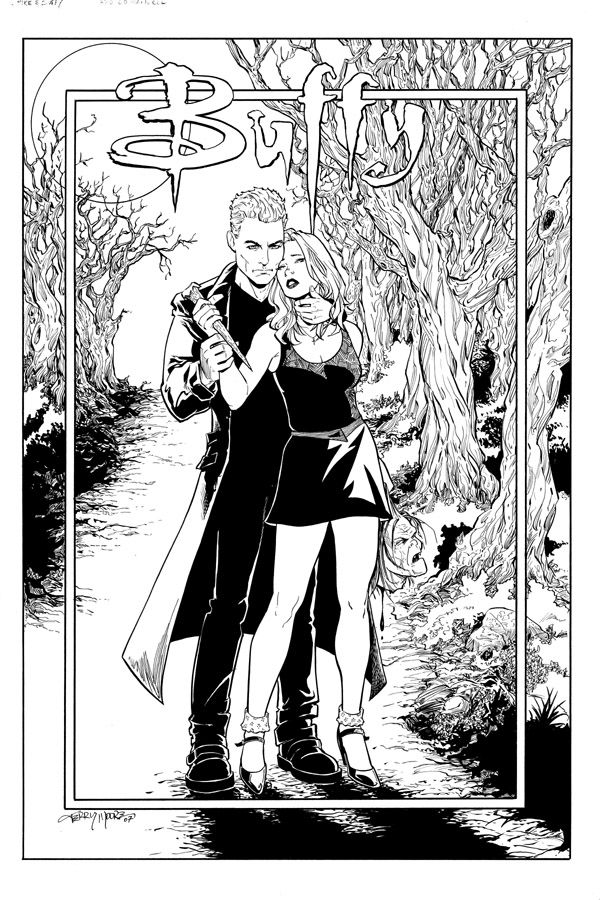 buffy and angel relationship comics 9