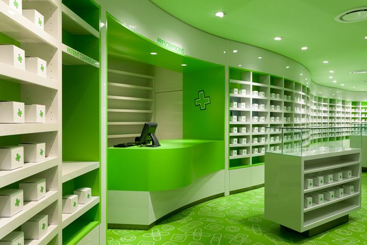 careland pharmacy by sergio mannino studio new york city pharmacy office healthcare