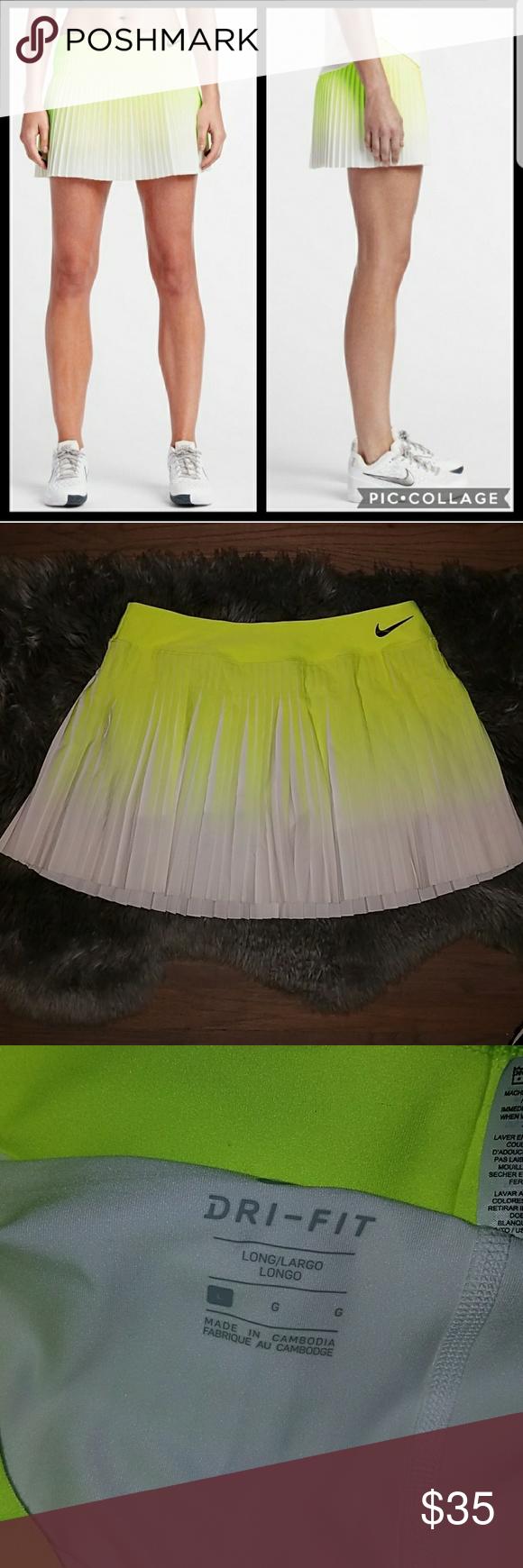 Nike Court Flex Victory Tennis Skirt Tennis Skirt Skirts Nike Skirts