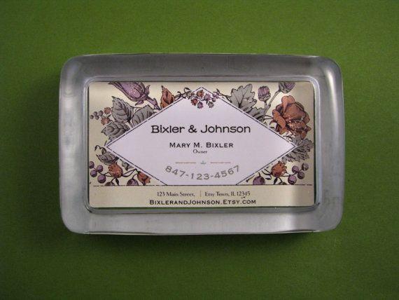 Custom paperweight business card personalized gift business business card rectangle glass paperweight by bixlerandjohnson colourmoves