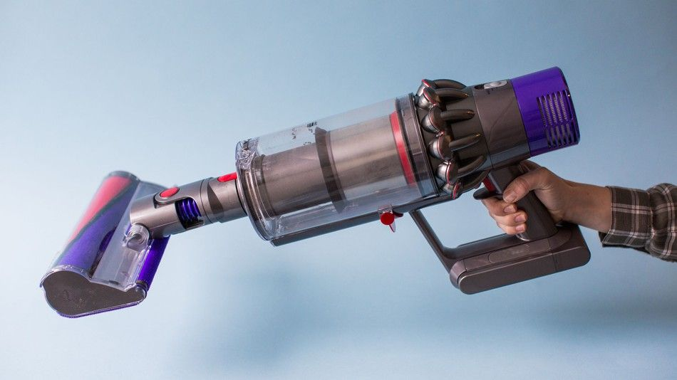 The Dyson Cyclone V10 Cordless Vacuum Dyson Vacuum Cleaner