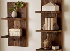 Reclaimed Wood Décor Furniture