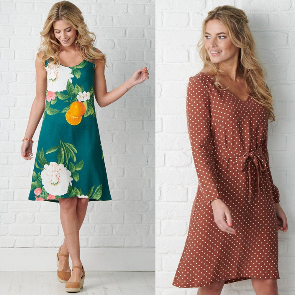 Summer Midi Dress Pattern Vivian Dress Simply Sewing Etsy In 2021 Summer Dress Sewing Patterns New Look Dress Patterns Summer Dress Patterns [ 999 x 1000 Pixel ]