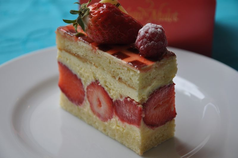 Fraisier | French~Pastry & Desserts | Pinterest | Viennoiseries ...