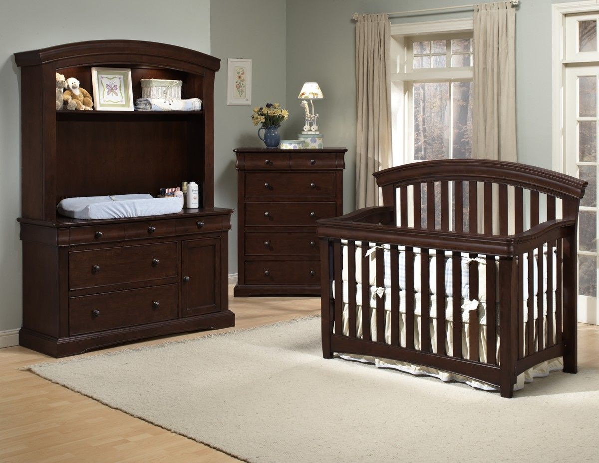 Stratton (With images) | Convertible crib, Baby furniture ...
