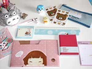 La kawaii box spéciale rentrée par Tamtokki • Hellocoton.fr