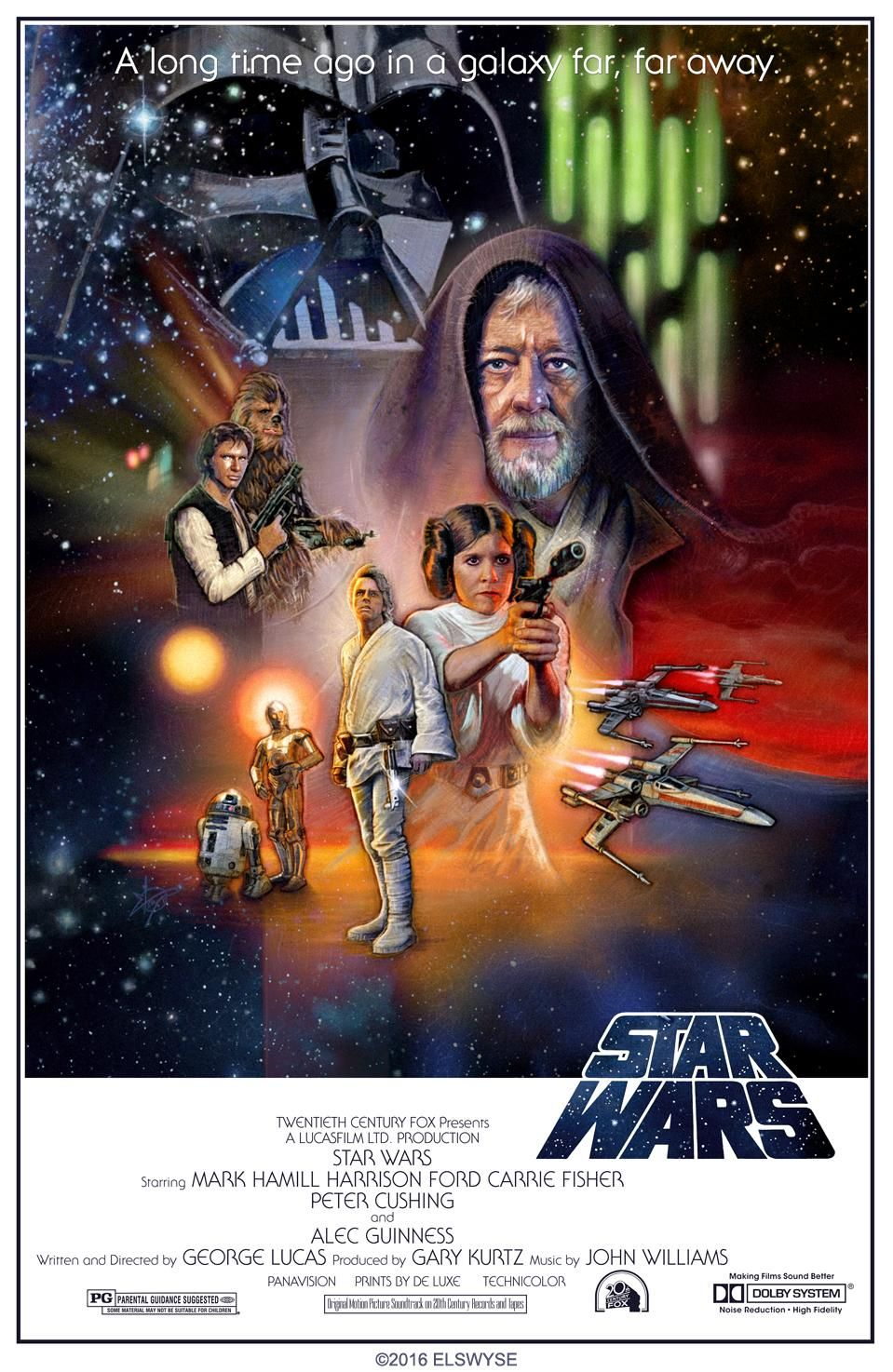 Star Wars Episode Iv A New Hope 1977 Hd Wallpaper From Gallsource Com Star Wars Poster Star Wars Movies Posters Star Wars Poster Art