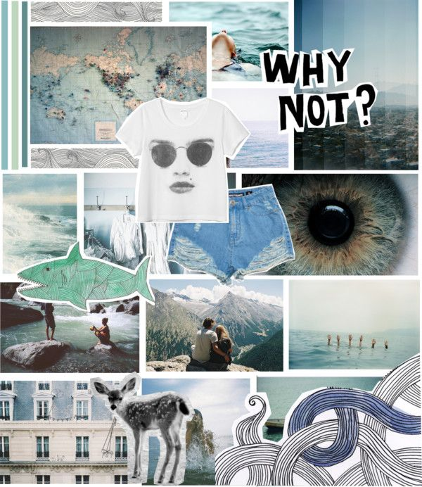 """Why Not?"" by zoe-bell ❤ liked on Polyvore"
