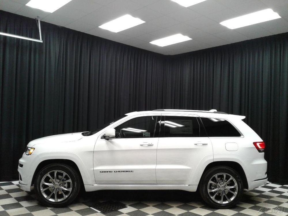 Ebay 2019 Jeep Grand Cherokee Summit New 2019 Jeep Grand Cherokee