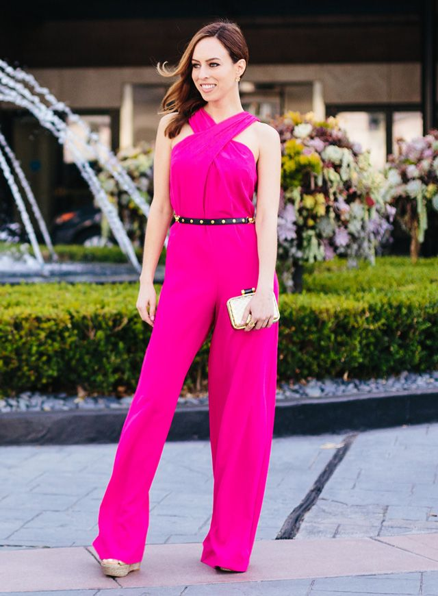 5 Chic Ideas to Wear 'Hot Pink' Right Now | Spring style