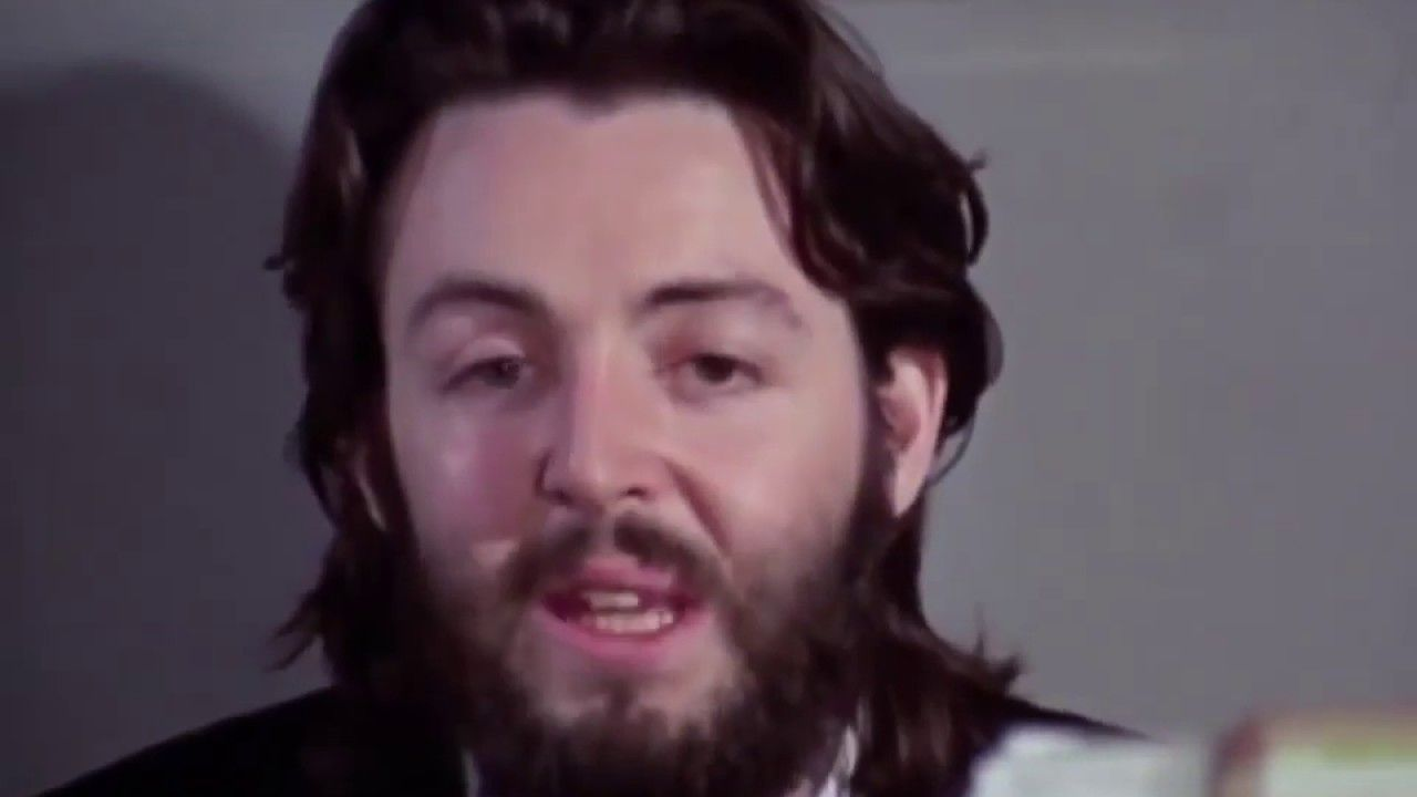 The beatles let it be official video the legendary beatles