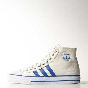 adidas Shooting Star Nigo Hi Shoes White  65.00 by Adidas   Sole ... 0840162401