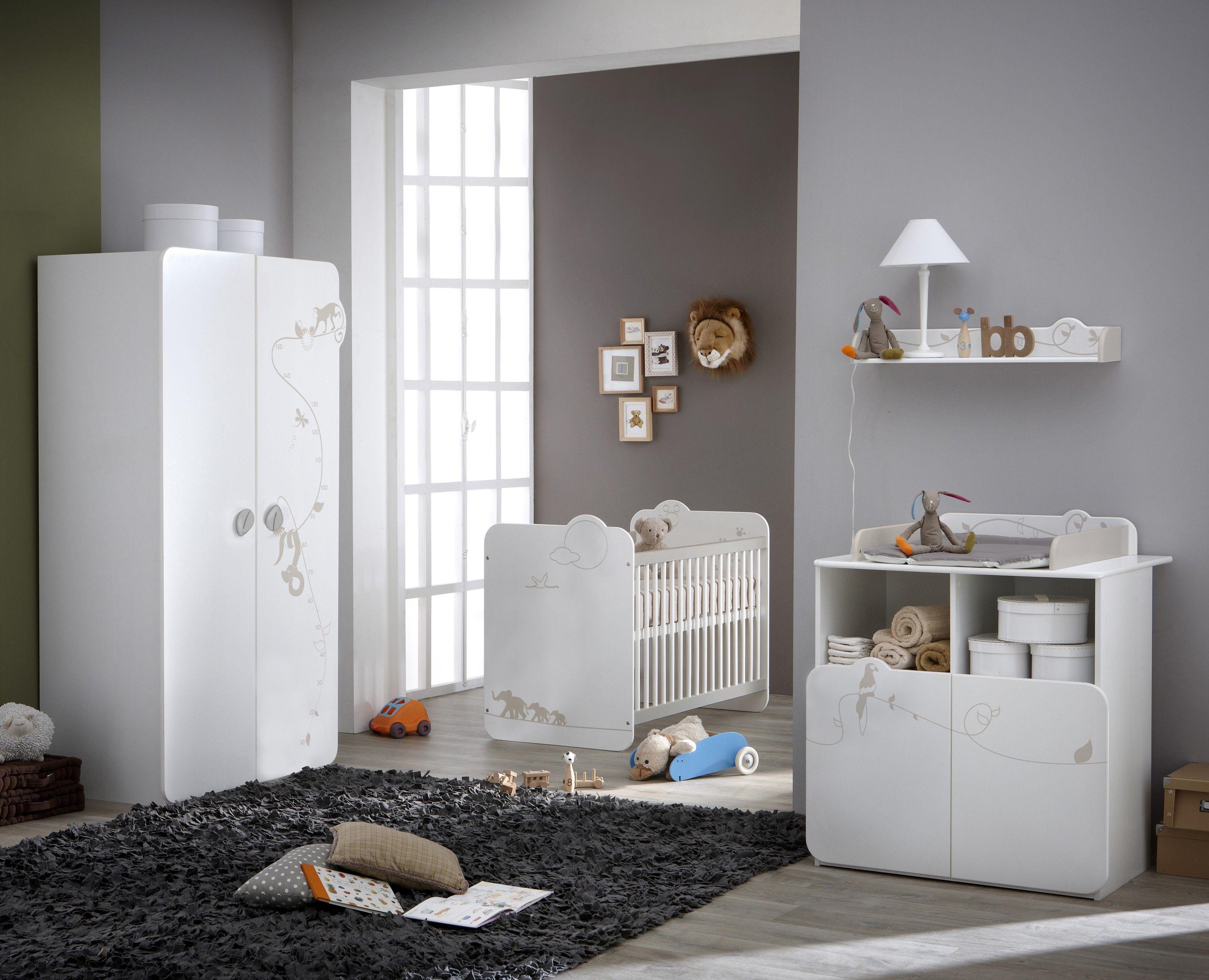 Chambre Bebe Complete Jungle Avec Images Deco Chambre Bebe