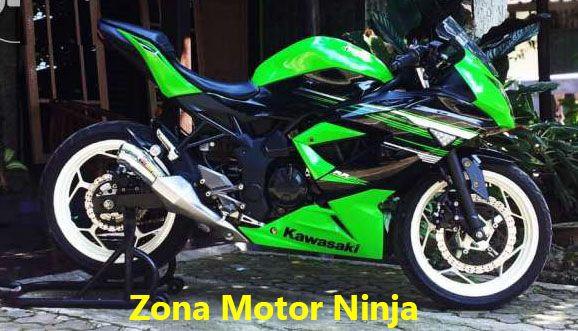 Kawasaki Ninja 250 RR Mono Modifikasi | Harga dan Modifikasi Motor