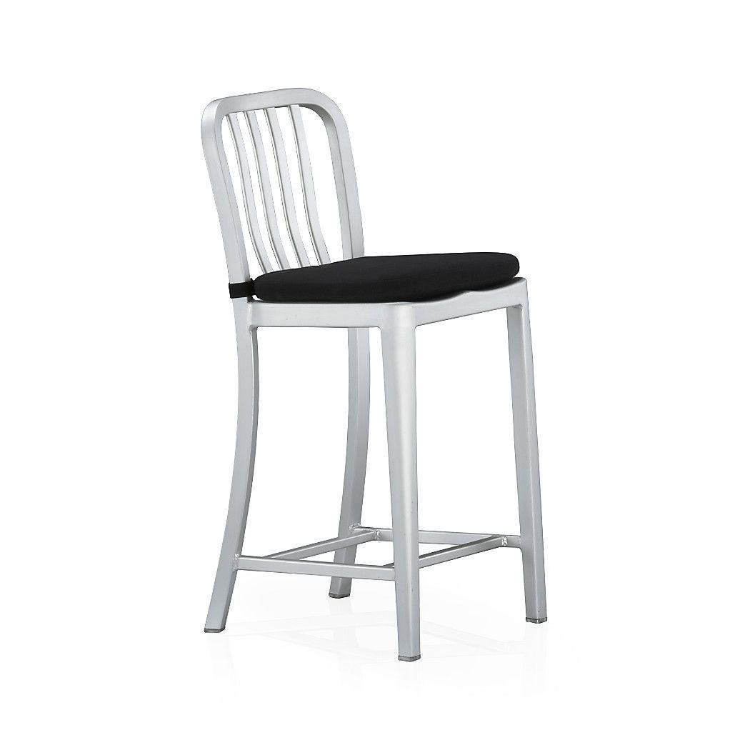 Delta Aluminum Bar Stool   Aluminum bar stools, Bar stool and Stools