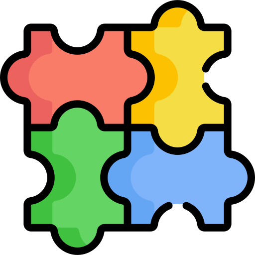 Black Rotated Puzzle Piece Free Vector Icons Designed By Freepik Puzzle Pieces Vector Icon Design Free Icons
