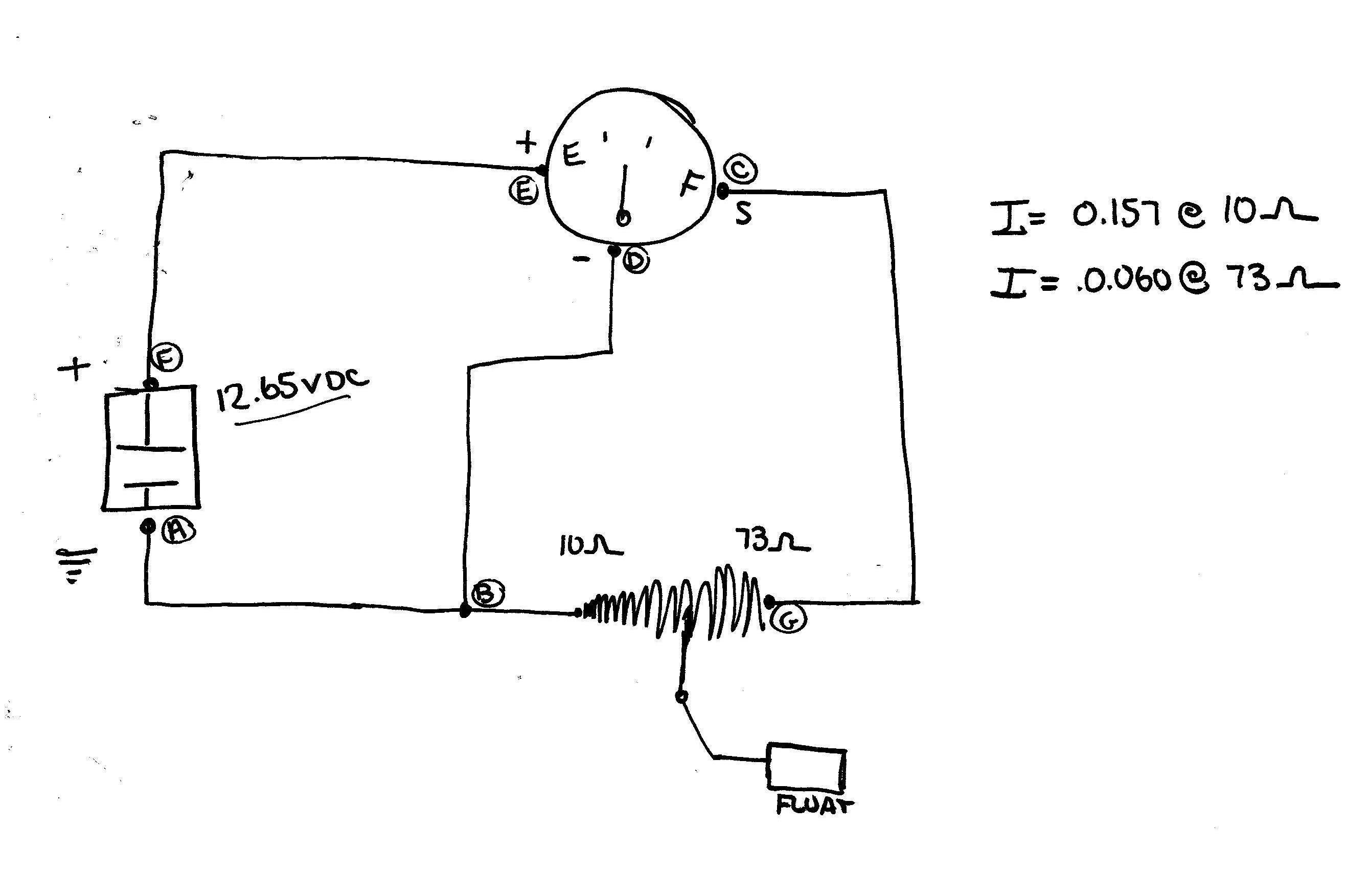 Unique Wiring Diagram For Amp Gauge  Diagram