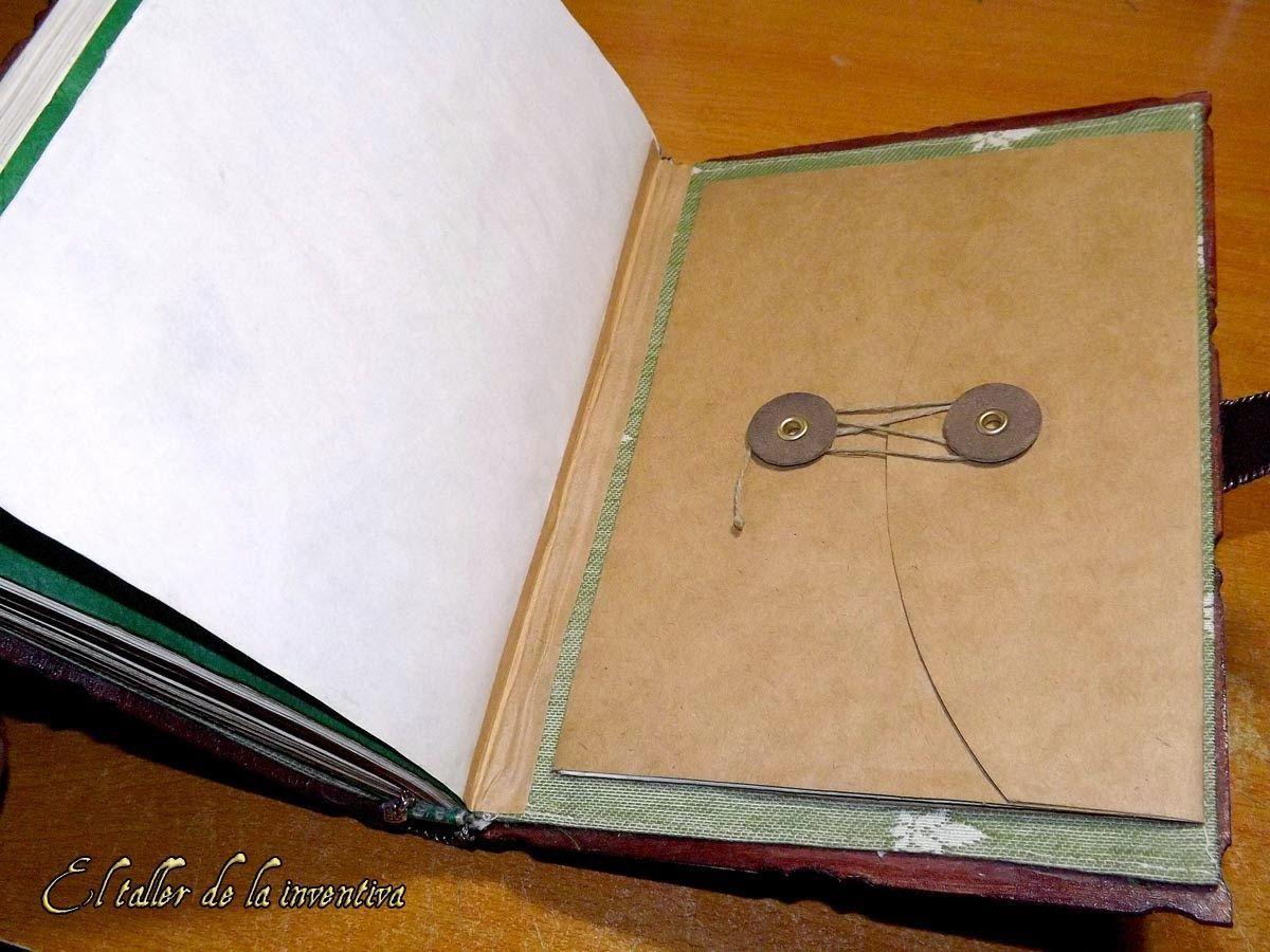 Como se hace libro artesanal arte pinterest hacer - Como hacer puff artesanales ...