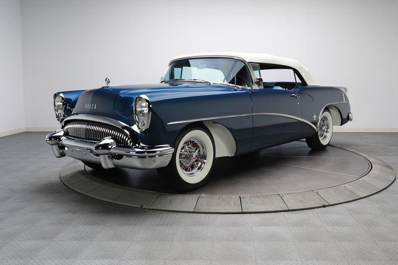 1954 Buick Series 100 Skylark Buick Skylark Buick Buick Cars