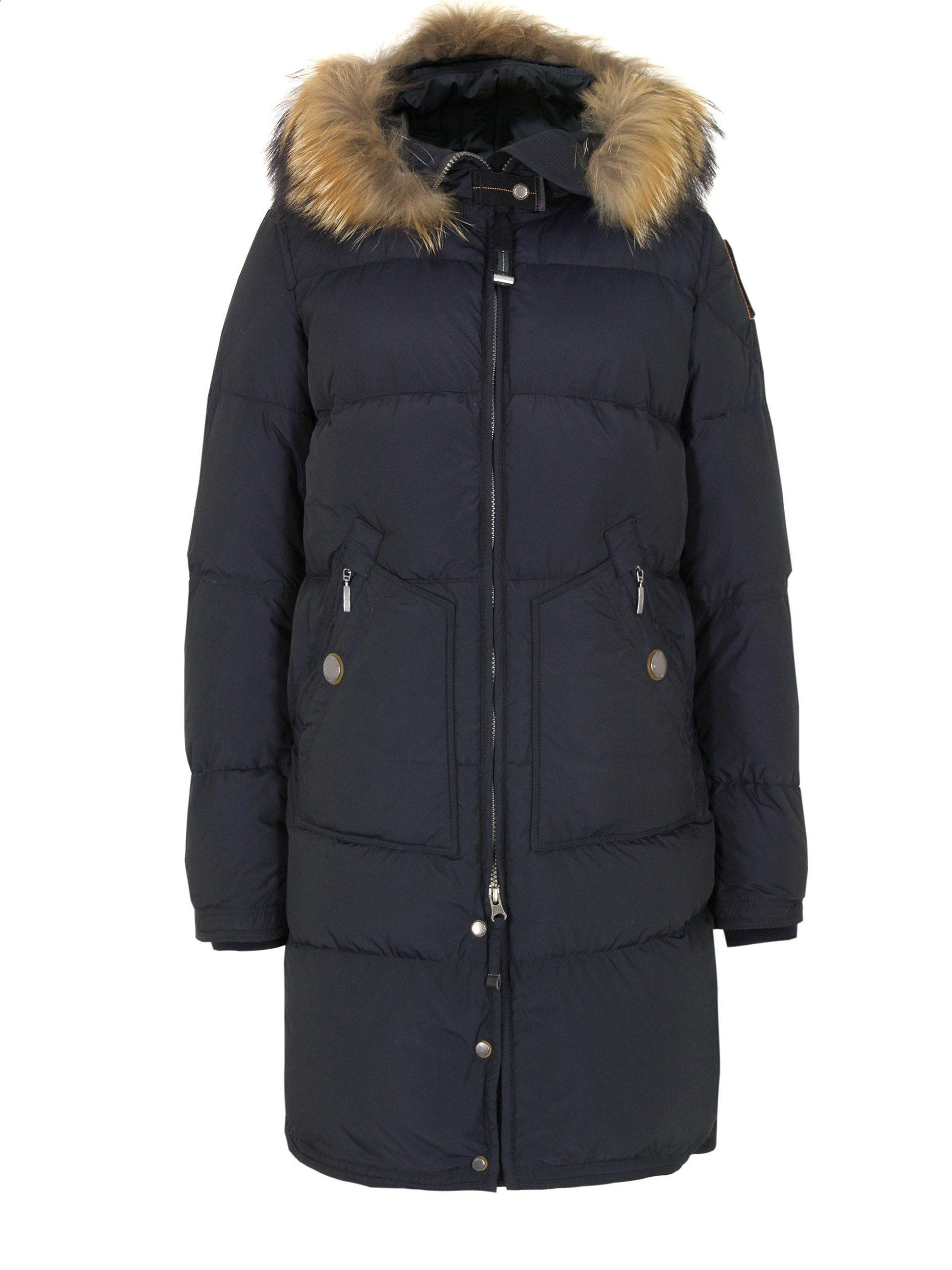 5d3439ff2 Coggles Parajumpers Light Long Bear Navy Coat | Casual Outfits ...