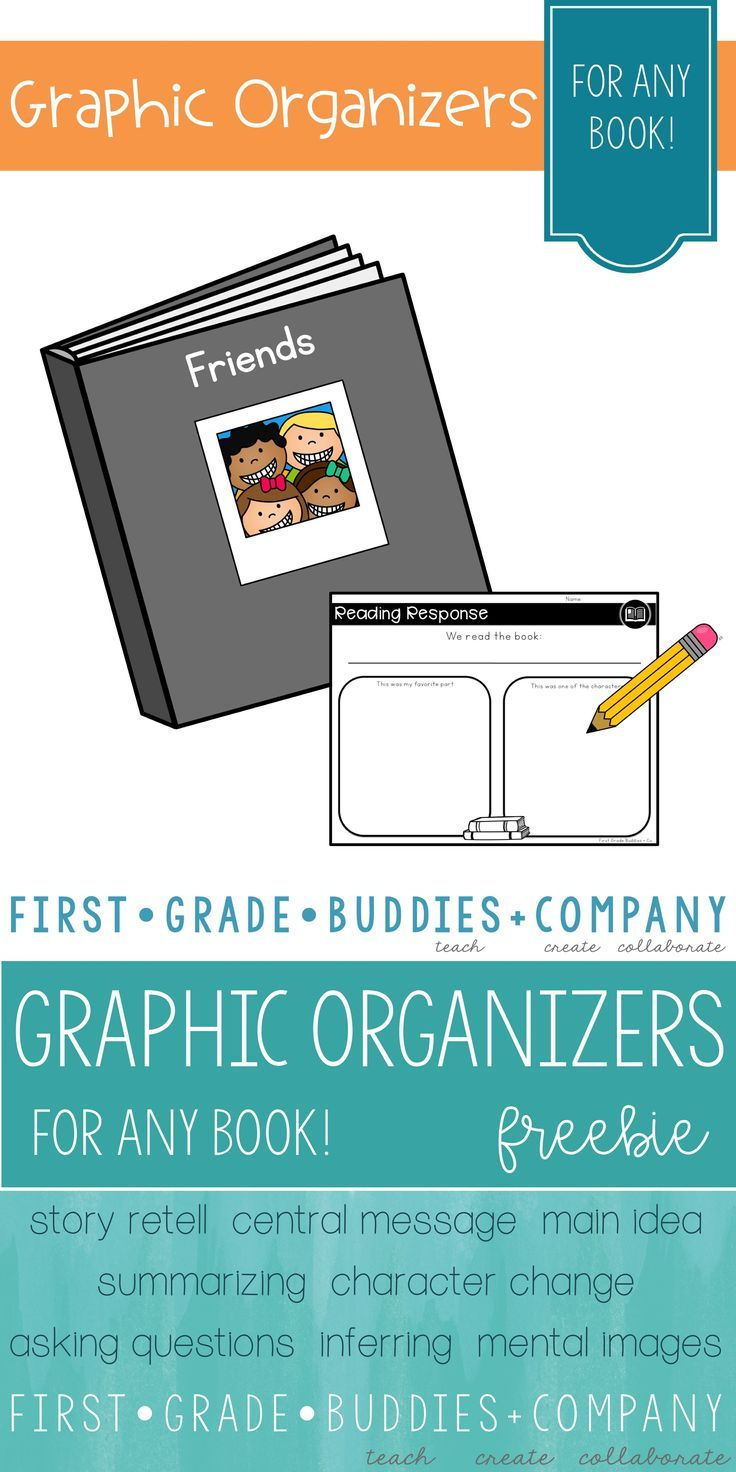Reading Comprehension Recording Sheets for Any Book - Use this FREE ...