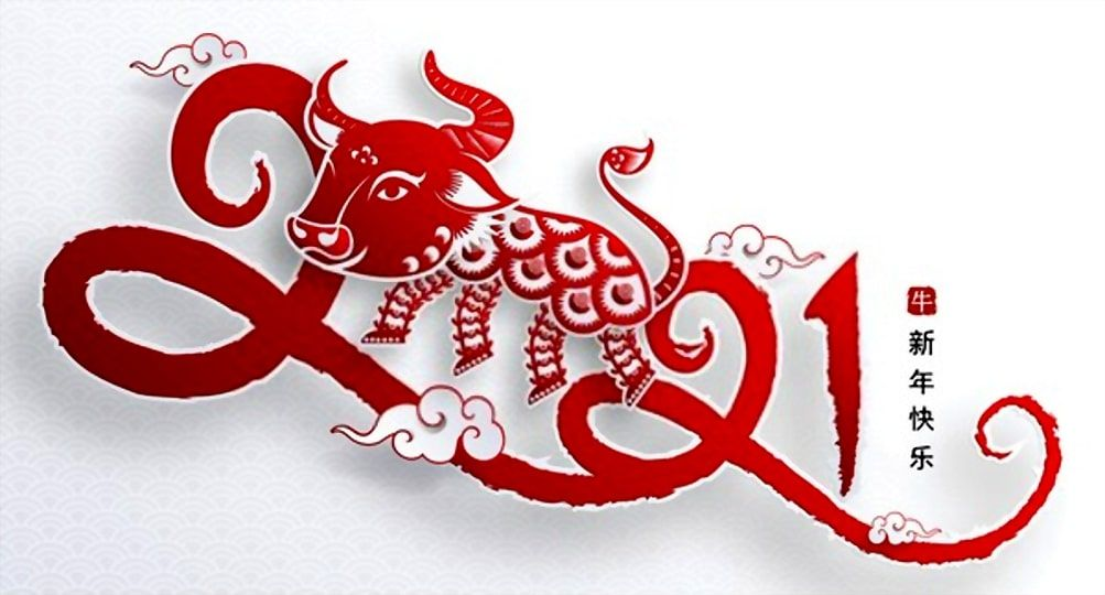 Chinese New Year 2021 Images And Wallpaper Chinese New Year Zodiac Chinese New Year Images Chinese New Year
